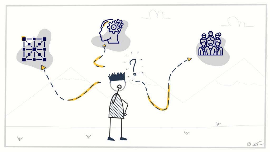 Redenen waarom samenwerking team lastig blijft